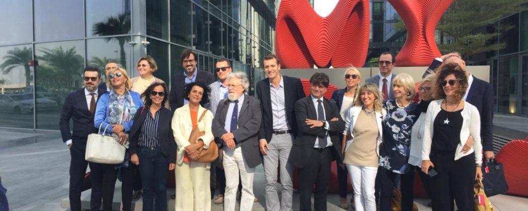 Legacoop on a mission with the Emilia-Romagna Region in Dubai and Abu Dhabi