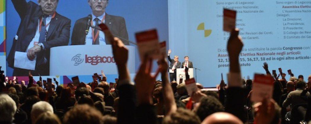40° CONGRESSO – Mauro Lusetti confermato presidente nazionale, ecco i documenti approvati