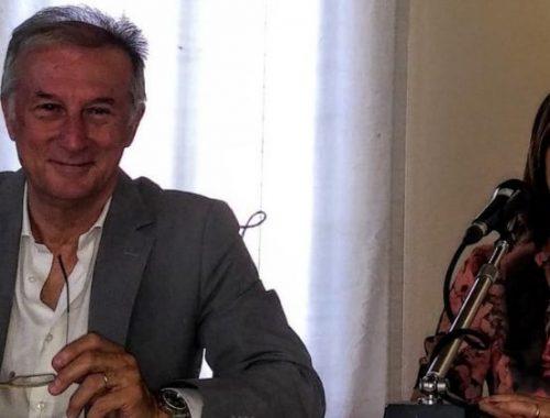 Tino Cesari e Cristina Bonfiglioli coind