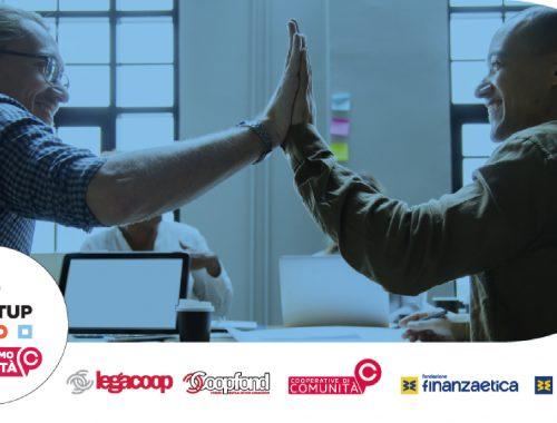 coop startup rigeneriamo comunità