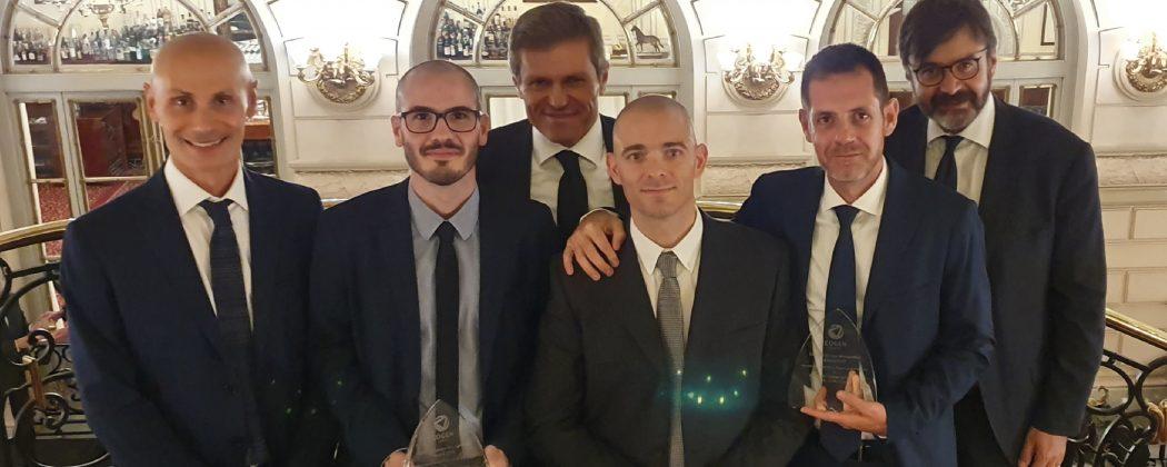 CPL CONCORDIA vince l'Oscar europeo della Cogenerazione con il progetto Lamborghini
