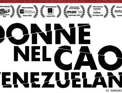 Donne nel caos venezuelano