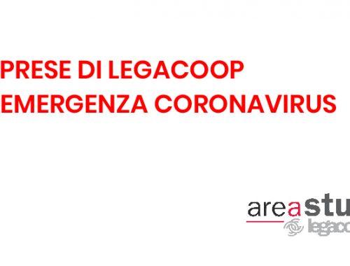 legacoop emergenza coronavirus