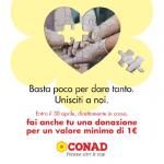 conad donazione
