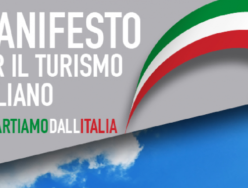 manifesto turismo italiano