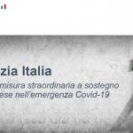 sace simest garanzia italia