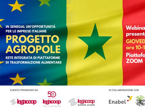 Progetto Agropole - Legacoop - SENEGAL