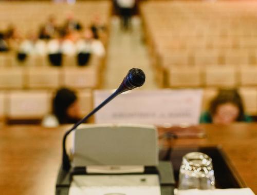 perdite settore congressi ed eventi