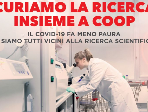 raccolta fondi coop per ricerca scientifica