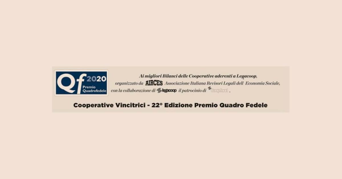 Premio Quadrofedele AIRCES