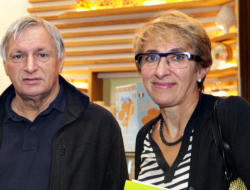 Rita Ghedini Cooperare con Libera Terra