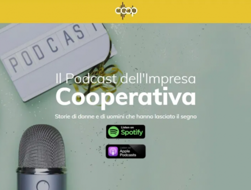 Il primo podcast sulla cooperazione