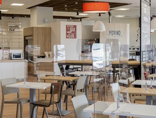 CIRFOOD Rita Pieve il primo ristorante self service completamente inclusivo realizzato in Italia