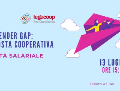 Gender Gap la risposta cooperativa La parità salariale