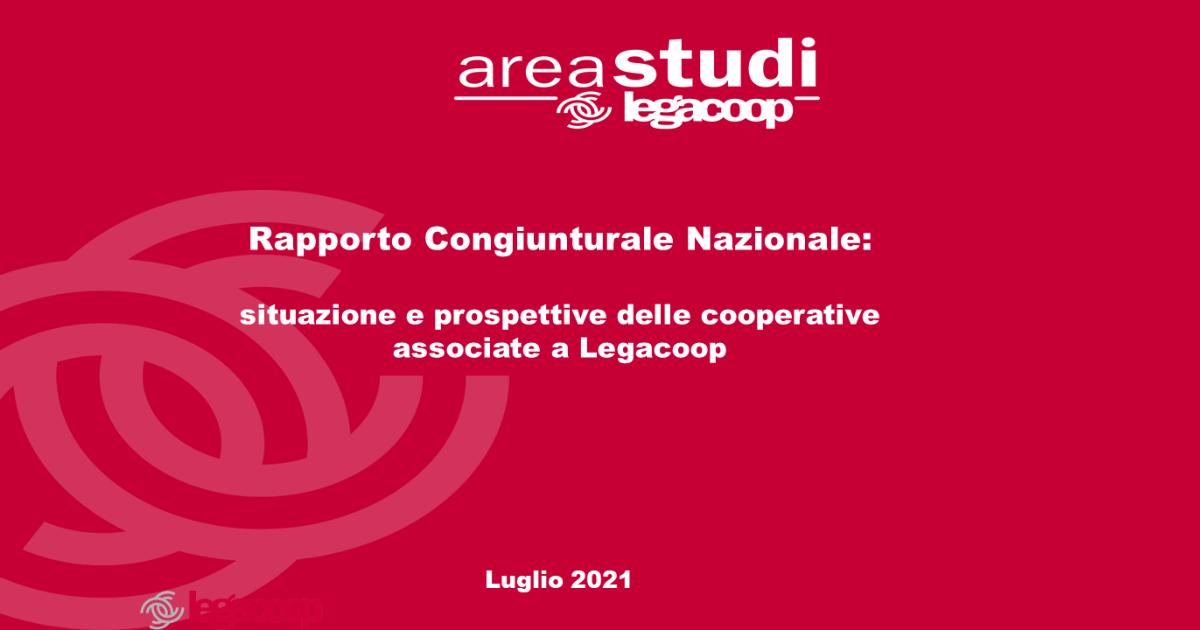 Economia per le cooperative di Legacoop primo semestre di ripresa