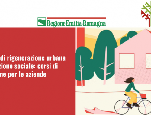 Fare rete e comunità per lo sviluppo di progetti di rigenerazione urbana prossimi corsi gratuiti in avvio