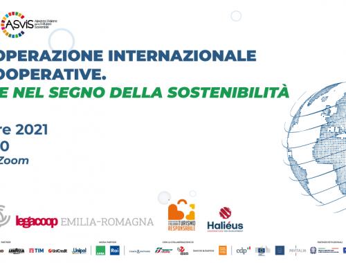 La cooperazione internazionale e le cooperative, Sempre nel segno della sostenibilità