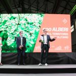 Assicoop Bologna Metropolitana celebra 50 anni di attività Donati 500 alberi ai territori di Bologna e Imola